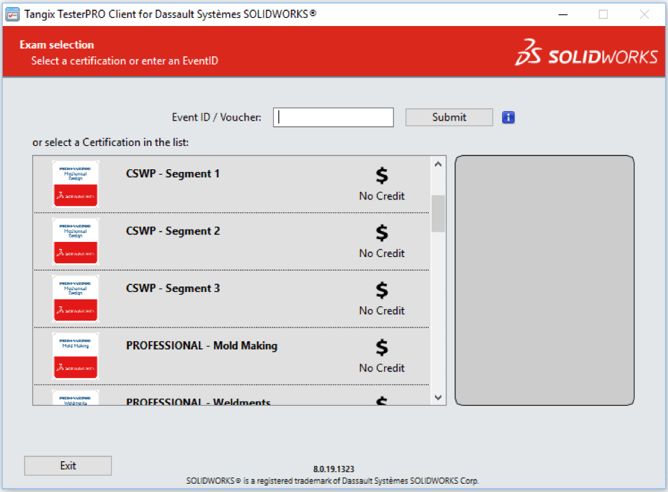solidworks virtual tester