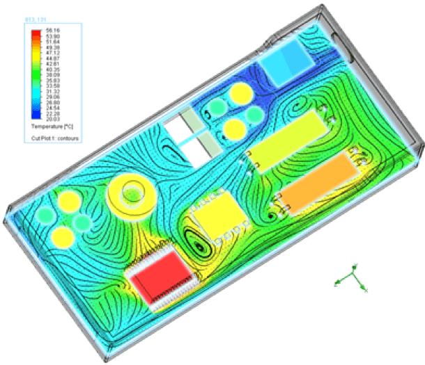 solidworks cad software electrical simulation