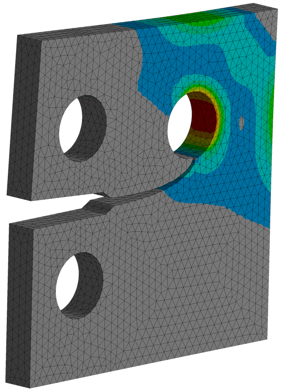 Fatigue testing using the advanced ANSYS Mechanical enterprise